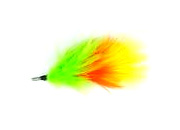 Tied Marabou Coil
